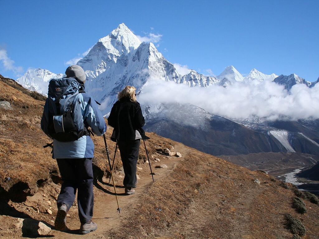 Everest Base Camp Trekking Nepal International Treks